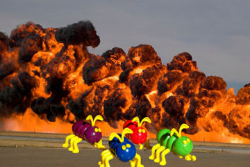 Napalm Cooties