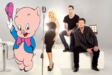 Porky and the Voice