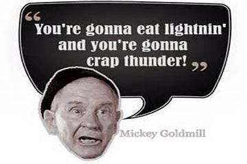 Glial cells: you're gonna think lightning; you're gonna cogitate thunder!