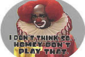 Homeobox: when it comes to transcriptional regulation, it's not clowning around.